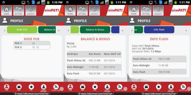 Make It Easy With MyTelkomsel App 5