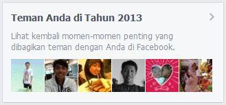 Tinjauan Facebook SlameTux Selama Tahun 2013 3