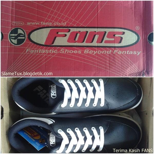 Sepatu FANS Pengembang BlankOn Linux Indonesia - Sayembara Menulis Panduan - 3