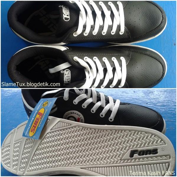 Sepatu FANS Pengembang BlankOn Linux Indonesia - Sayembara Menulis Panduan - 6