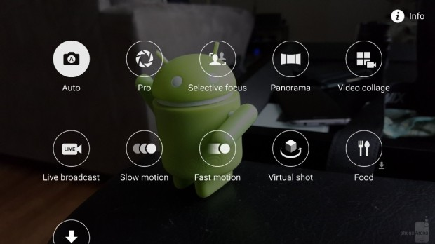 Mode Camera Samsung Galaxy Note 5-SlameTux