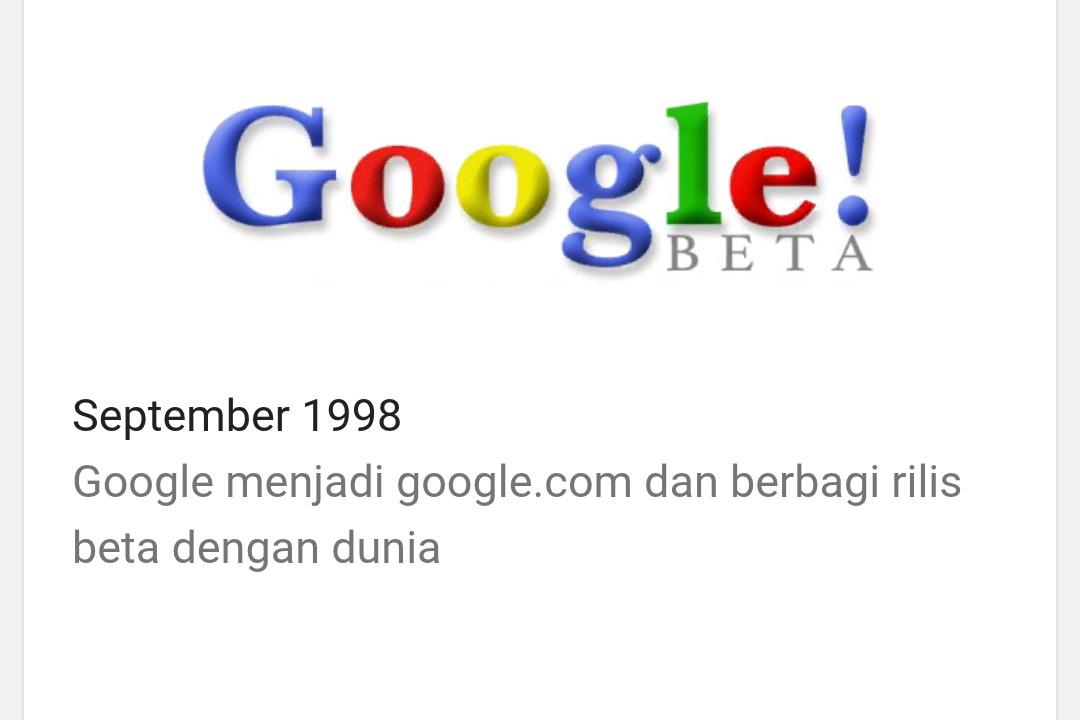 logo baru google yang kekinian � slametux