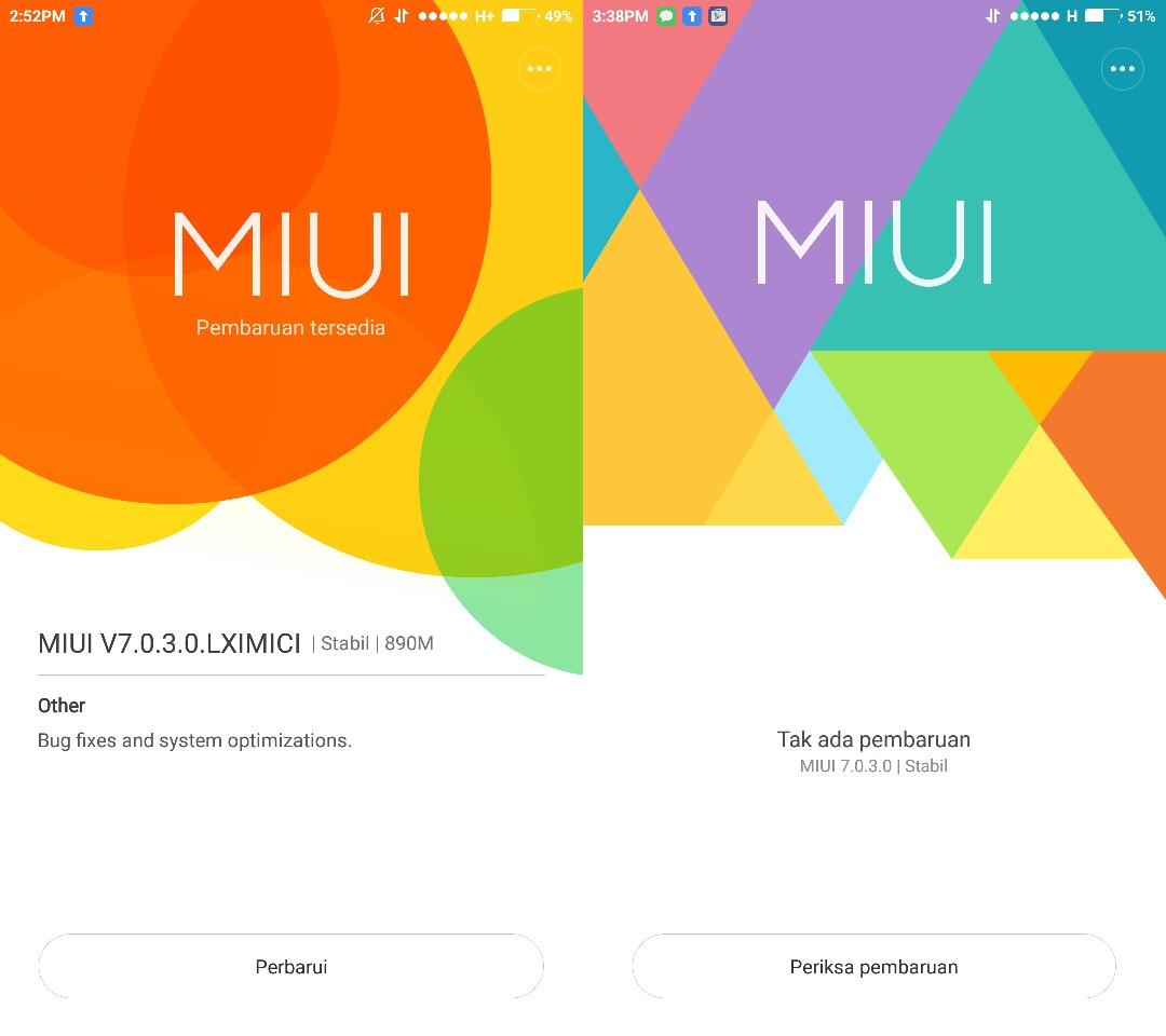 Mi4i ROM Global Stable dapat Update MIUI 7 – SlameTux